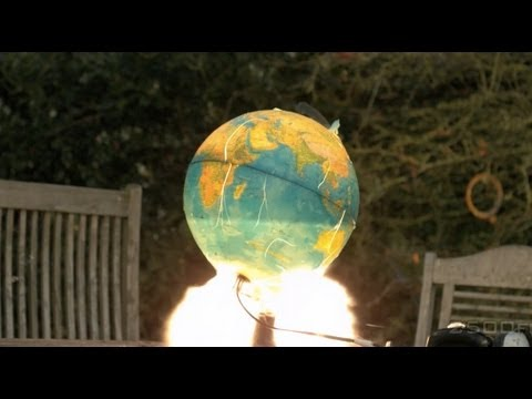 Day 4 - Exploding Planet Earth - The Slow Mo Guys
