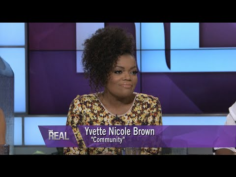 Yvette Nicole Brown Shares Her Best Kiss