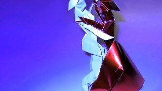 Origami 'last Waltz' By Neal Elias (part 1 Of 5)