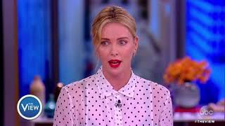 Charlize Theron On Raising A Black Son, Showing Reality Of Motherhood | The View