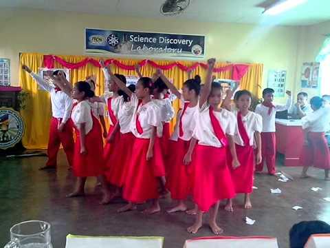 BUWAN NG WIKA 2014 PES Main Sabayang Pagbigkas