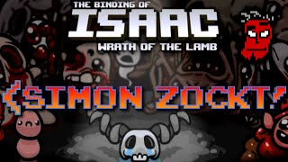 Simon zockt... The Binding of Isaac: Wrath of the Lamb - Gameplay Test [German]