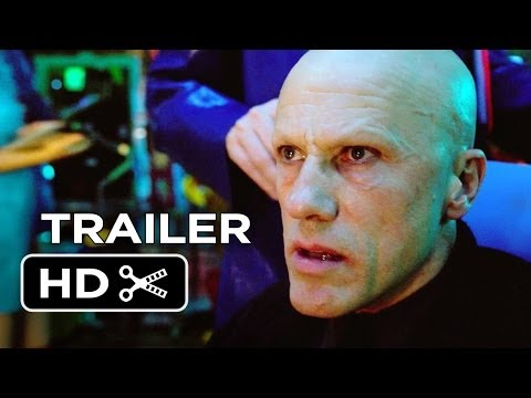 The Zero Theorem TRAILER 1 (2014) - Terry Gilliam Sci-Fi Fantasy HD