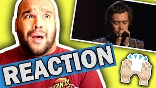 Download Lagu Harry Styles - Sign Of The Times (SNL Performance) REACTION Gratis STAFABAND