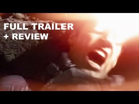Man of Steel Official Trailer 4 + Trailer Review : HD PLUS