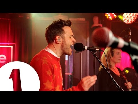 Olly Murs covers Sigma's Changing in the Live Lounge