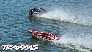 Slash Hydroplane vs Spartan - A Day at the Lake
