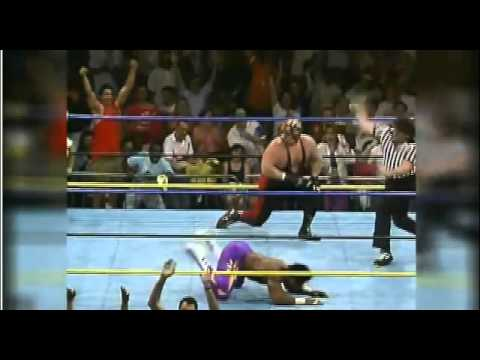 WWE: Ron Simmons 2012 Hall of Fame Induction Promo