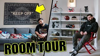 MY NEW HYPEBEAST ROOM TOUR! *BEST ON YOUTUBE*