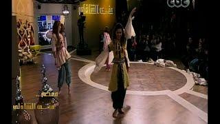 #معكم_منى_الشاذلي | جزء من العرض المسرحي علي الزيبق باستوديو معكم