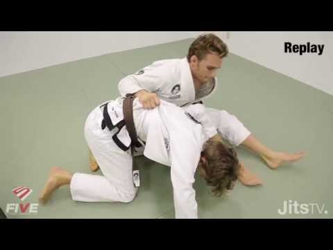 Clark Gracie Technique | Omoplata from Spider Guard | Jits Magazine