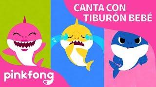 Tiburones Felices   Canta con Tiburón Bebé   Pinkfong Canciones Infantiles