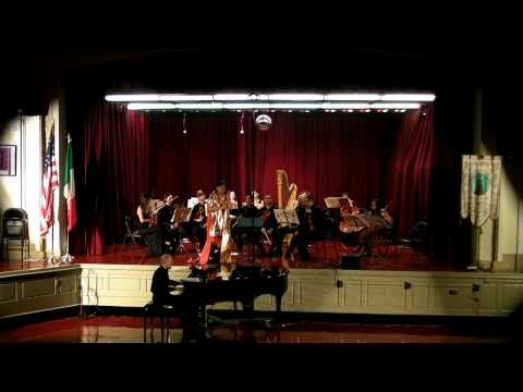 Musica proibita - Manhattan Camerata w/ Junko Watanabe and Stephen Sulich