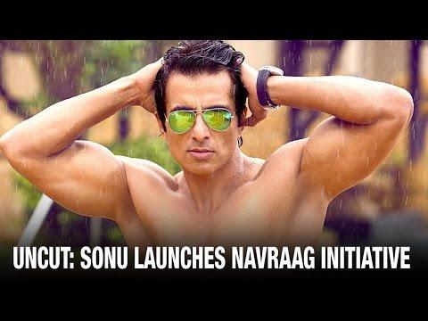 UNCUT - Sonu Sood Launches Navraag   Firegaze   Bollywood News