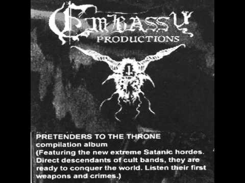 Immortal - Throned By Blackstrom