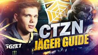 NAVI CTZN - How to Play Jager (Rainbow Six Siege Guide)