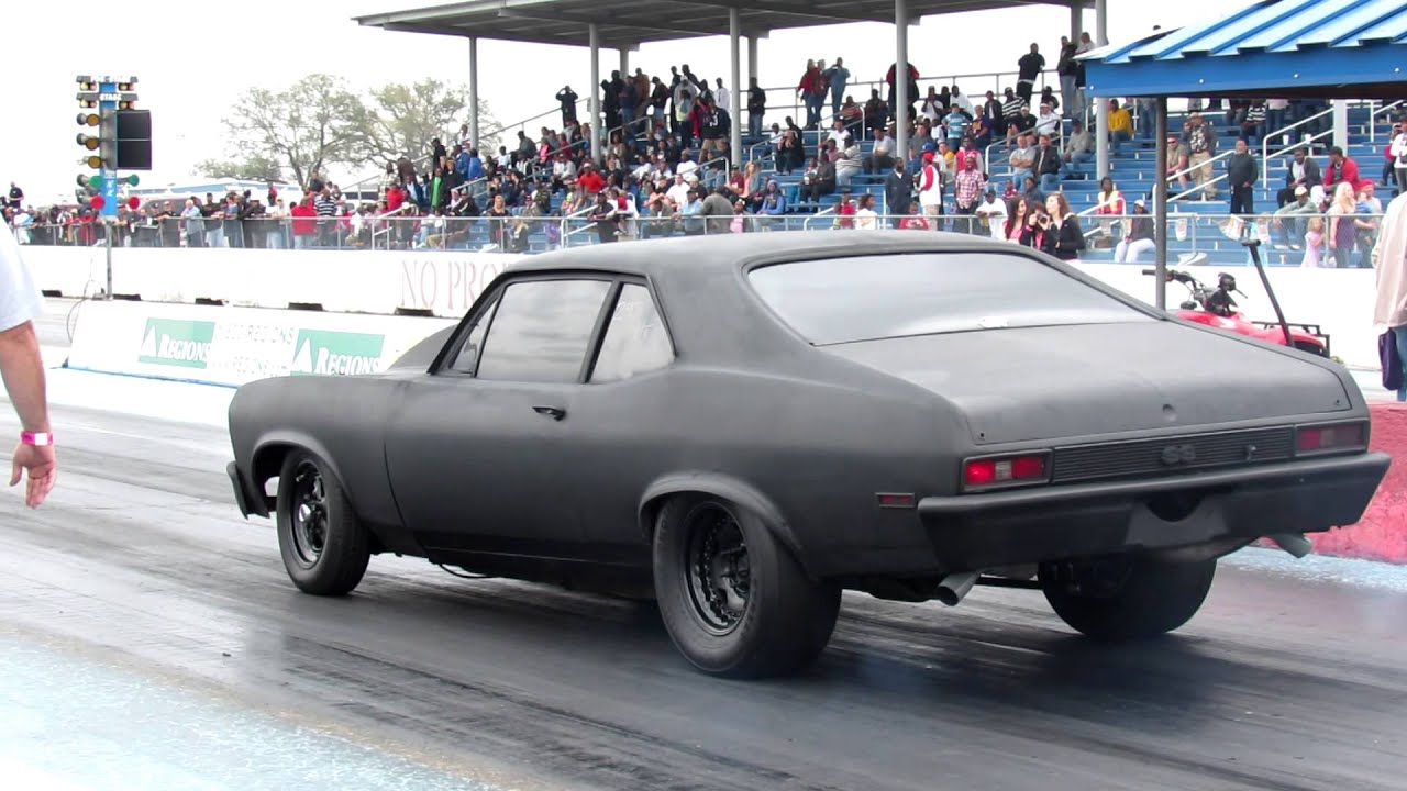 Matte Black Nova Da Invasion Of Louisiana 2013 Youtube