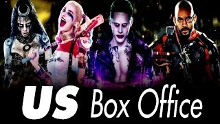 US Box Office ( 7 / 8 / 2016 )