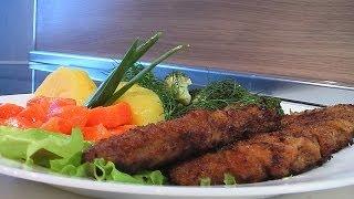 Ромштекс видео рецепт. Книга о вкусной и здоровой пище.