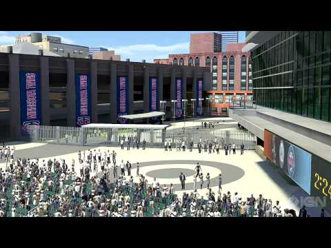 MLB '10 - Target Field Walkthrough Video