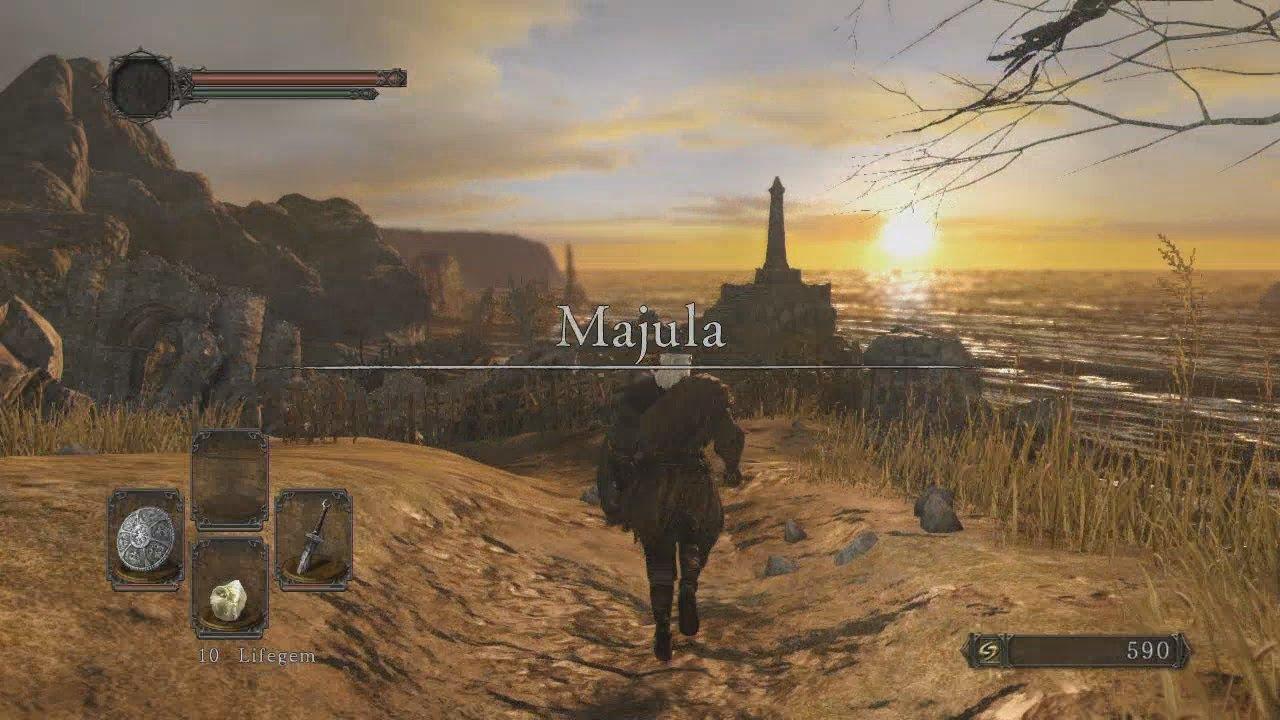 Dark Souls 3 Обзор / Прохождение - Божественная Игра