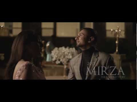 Romantic Dialogue (Akhiyan Promo) 2012 MIRZA The Untold Story...