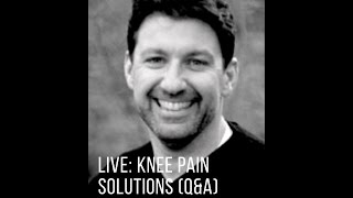 Knee Pain (Q&A) - How to Avoid a Knee Replacement with Osteoarthritis