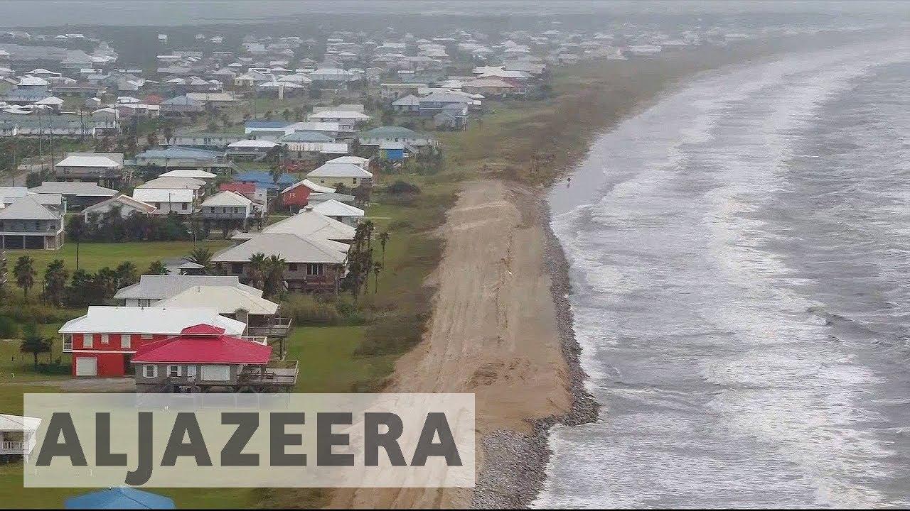 US: Hurricane Nate lashes the Gulf Coast