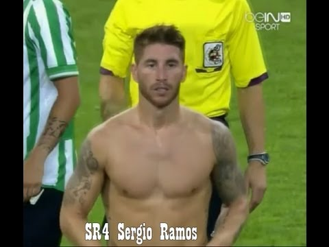 SERGIO RAMOS - ROCK YOUR BODY
