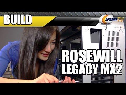 Rosewill Legacy MX2 Build - Newegg TV