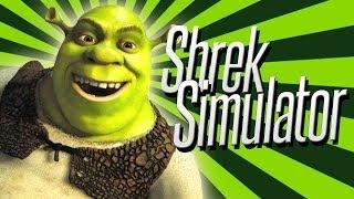 Shrek Simulator  SHREK GOAT