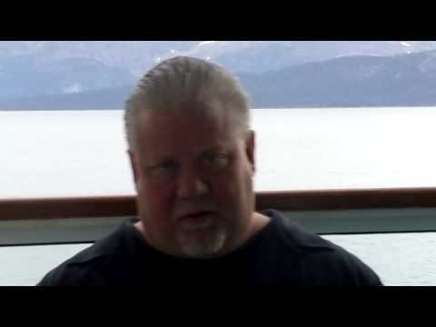 Day 5 Alaskan Cruise, Glacier Bay -- McCurry's corner update
