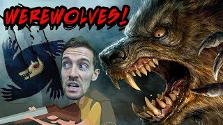 12 LITTLE WEREWOLVES - Board Game Show (Bonus Video)