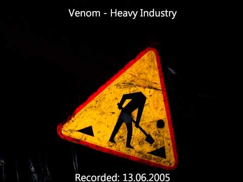 Venom - Heavy Industry 13.06.2005