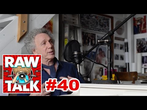 An Interview with Bob Gruen: John and Yoko's Person Photographer RAWtalk #040