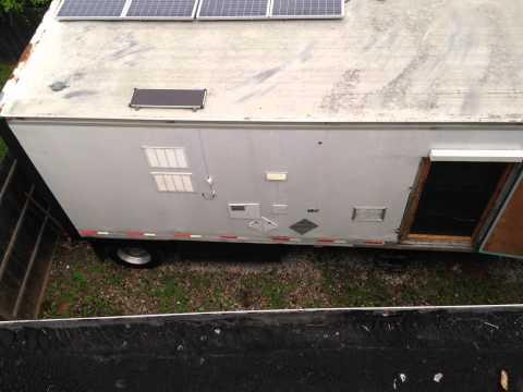 off grid 500 watts solar, runs everything