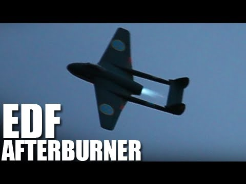 Flite Test - EDF Afterburner