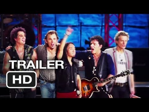 Don't Stop Believin': Everyman's Journey Official Trailer #1 (2013) - Documentary Movie HD