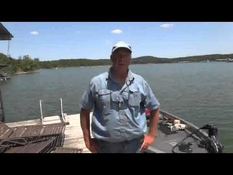 Table Rock Lake Bass Fishing Report May 2012