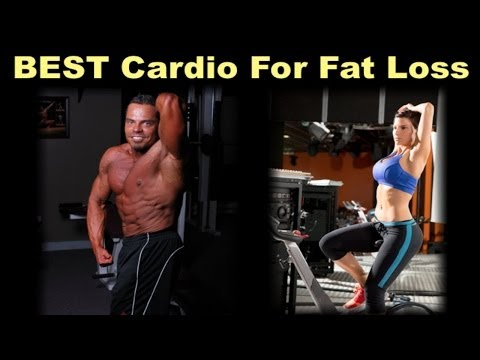 What's The BEST Cardio for Fat Loss?