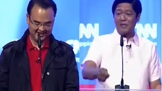 "Marcos To Cayetano  ""Digong Ask Me to Replace Him if He Fails in 3-6 Months Time"""