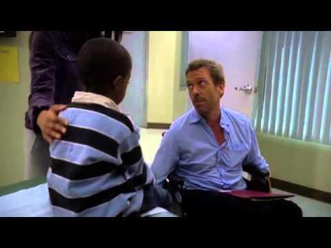 Доктор Хаус-Смешные моменты на приёме