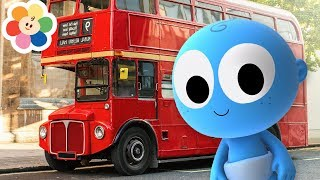 Color vehicles for Kids | Goo Goo Baby Play Cartoon Street Vehicles Toys | Educational by BabyFirst