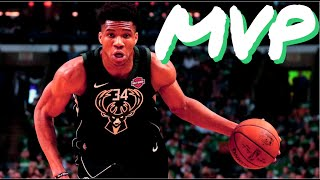 "Giannis Antetokounmpo ft. Travis Scott - ""SICKO MODE"" ᴴᴰ"