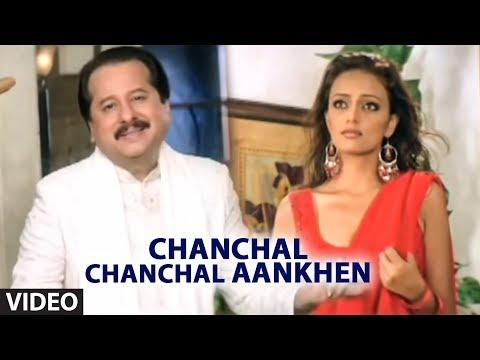 Chanchal Chanchal Aankhen Full Video Song ᴴᴰ - Pankaj Udhas...