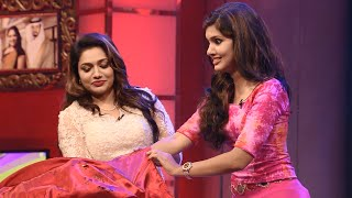 Onnum Onnum Moonu | Ep 136 - with Gayathri & Aparna | Mazhavil Manorama