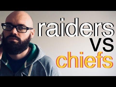 2017-2018 NFL Week 14 | Oakland Raiders vs Kansas City Chiefs | Football Picks & Predictions | Odds