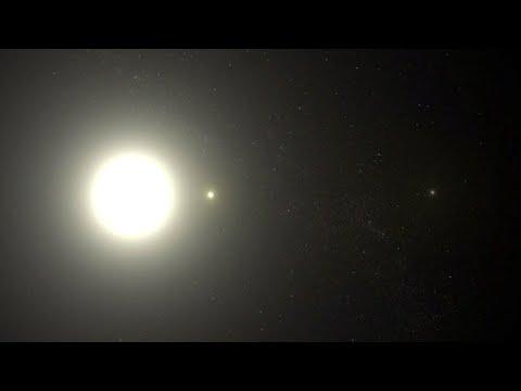 Полярная - самая известная звезда на небосводе