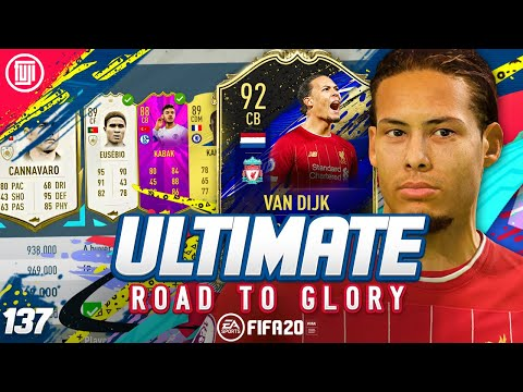 I SOLD EVERYTHING!!!! ULTIMATE RTG #137 - FIFA 20 Ultimate Team Road to Glory