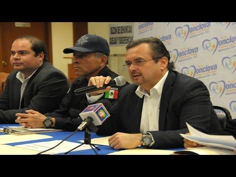 Rueda de Prensa | Monclova, Coahuila | 24 Nov 2014